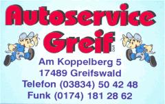 Autoservice Greif